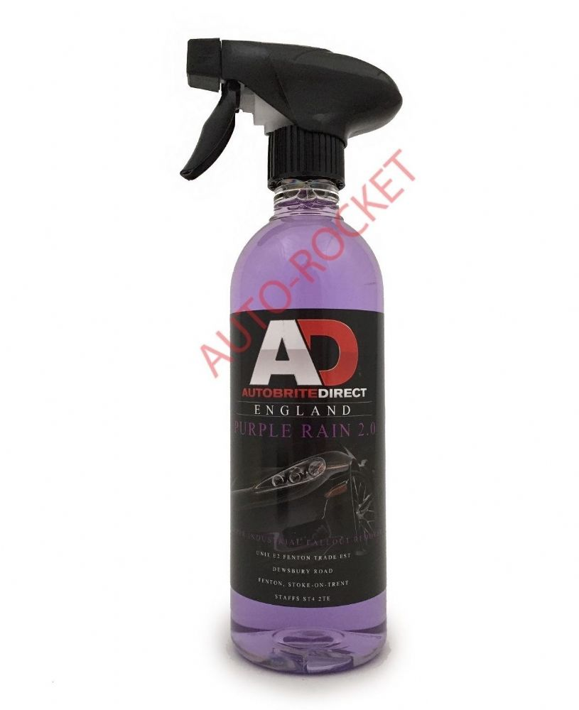 Autobrite Direct Purple Rain Iron Decontamination Fallout Remover 500ml